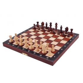 Šachmatai-šaškės-nardai 85mm