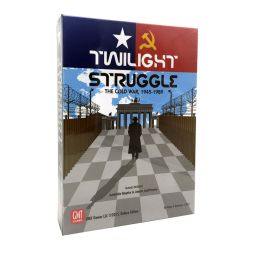 Twilight Struggle: Deluxe Ed.