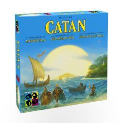 Katano salos naujakuriai papildymas: Jūrų keliautojai