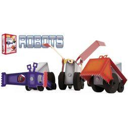 Konstruktorius: Robots