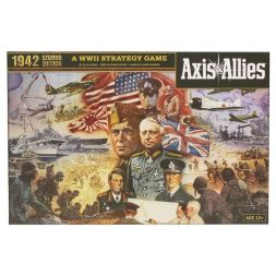 Axis & Allies: 1942 2nd Ed.