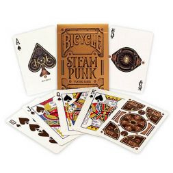 Bicycle Cards Steampunk