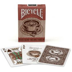 Bicycle kortos House Blend
