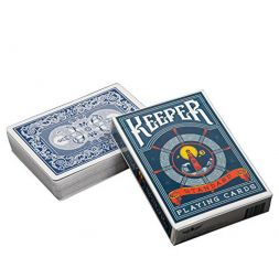 Ellusionist kortos Keepers Blue