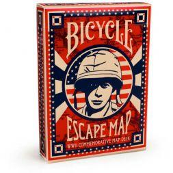 Bicycle kortos Escape Map