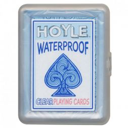 Hoyle kortos Clear Waterproof
