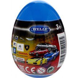 Welly automodelis-siurprizas 1:60-64