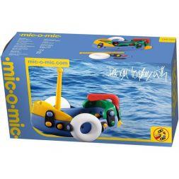 Konstruktorius Mic-O-Mic: Maža valtis