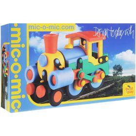 Konstruktorius Mic-O-Mic: Mažas lokomotyvas