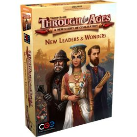 Through the Ages: New Leaders & Wonders Exp.