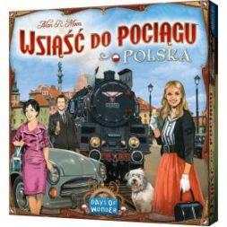 Ticket to Ride papildymas: Poland