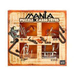 Galvosūkių rinkinys: Puzzle Mania (Orange)