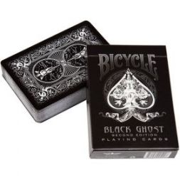 Ellusionist Black Ghost Legacy kortos