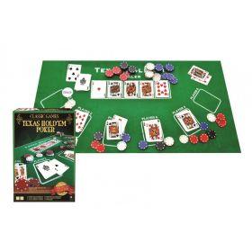 Pokerio rinkinys 200: Texas Hold'em