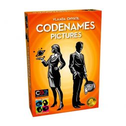 Codenames: Pictures (Baltic)
