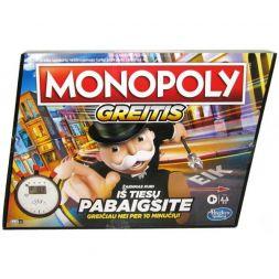 Monopoly: Greitis (LT)