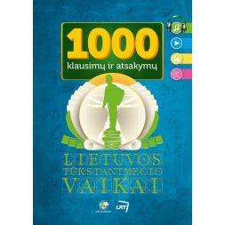 Knyga '1000 klausimų ir atsakymų'