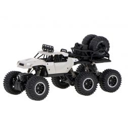 6X6 Crawler Pick-Up (Grey)
