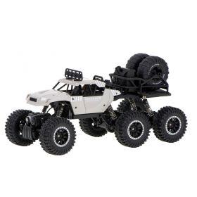 6X6 Crawler Pick-Up (Grey)