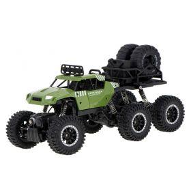 6X6 Crawler Pick-Up (Green)