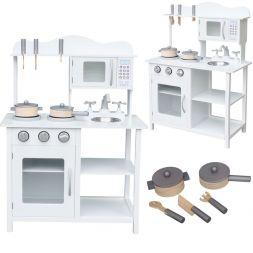 Žaislinė virtuvė MDF, 85cm