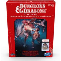 Stranger Things: Dungeons & Dragons Starter Set