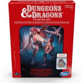 Stranger Things: Dungeons & Dragons Starter Set