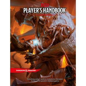Dungeons & Dragons 5th Ed. Player's Handbook