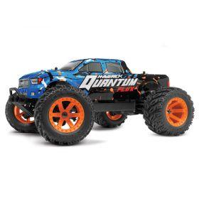 Quantum MT Flux 1/10 4WD Monster Truck (Blue)