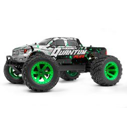 Quantum MT Flux 1/10 4WD Monster Truck (Silver)