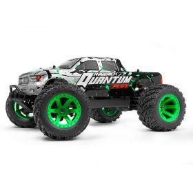 Quantum MT Flux 1/10 4WD Monster Truck (Silver)