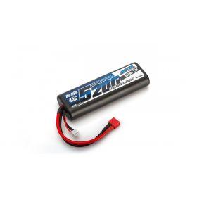 Baterija ANTIX by LRP 5200 - 7.6V LiHV - 45C LiPo Car Stickpack Hardcase
