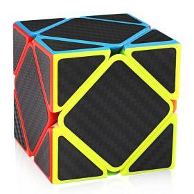 Rubiko kubas Carbon Fiber Skewb