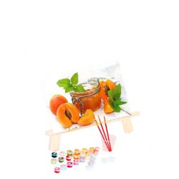 Tapypos rinkinys (20x30): Apricot Jam