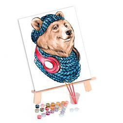Tapypos rinkinys (30x40): Bear