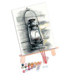 Paint by Numbers (40x50): Kerosene