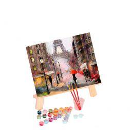 Tapybos rinkinys (40x50): Paris in the Rain
