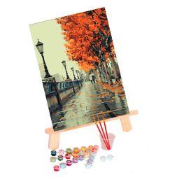 Tapybos rinkinys (40x50): Autumn