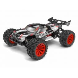 Quantum+ XT Flux 3S 1/10 4WD Stadium Truck - Red
