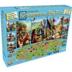 Carcassonne: Big Box (ENG)