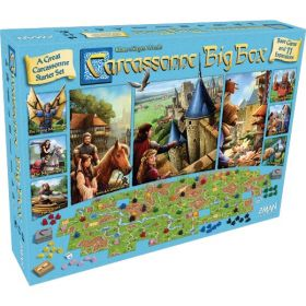 Carcassonne: Big Box (ENG)
