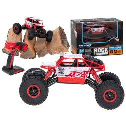 Rock Crawler 4WD 1:18 (Red)