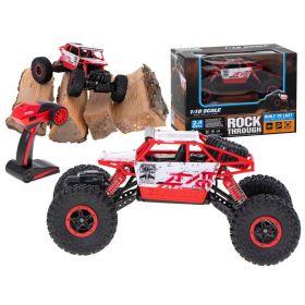 Rock Crawler 4WD 1:18 (Red)