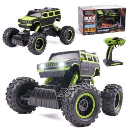 Rock Crawler HB 1:14 4WD (Green)