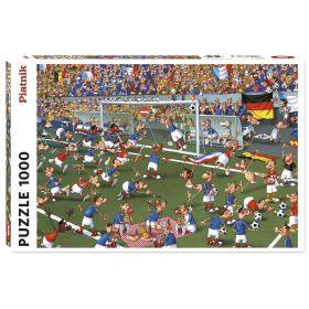 "Piatnik Dėlionė ""Soccer"" 1000 det."