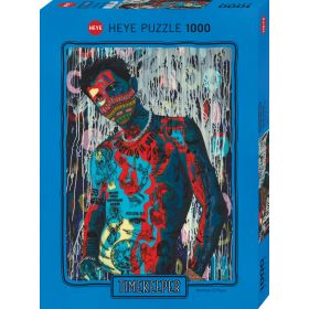 """Heye Puzzle """"Sharing is Caring"""" 1000 pcs"""