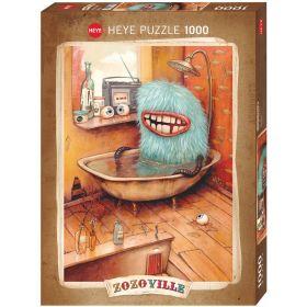 "Heye Puzzle ""Bathtub"" 1000 pcs"