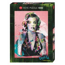 "Heye Puzzle ""Marilyn"" 1000 pcs"