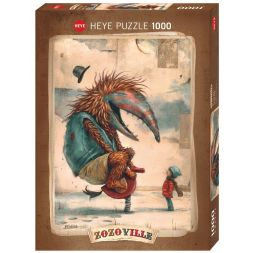 "Heye Puzzle ""Spring Time"" 1000 pcs"