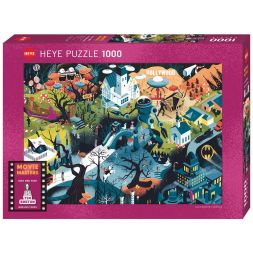 "Heye Puzzle ""Tim Burton"" 1000 pcs"